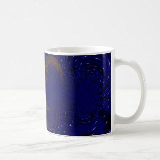 Fractal 321 coffee mug