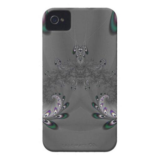 Fractal 339 Case-Mate iPhone 4 carcasa