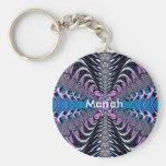Fractal 33, Mariah, Key Chain