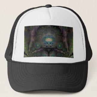Fractal 343 trucker hat