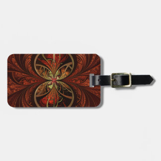 fractal-378225 fractal background abstract GEOMETR Tag For Bags