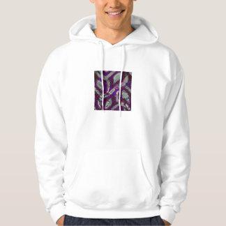 Fractal 37, Hooded Sweatshirt