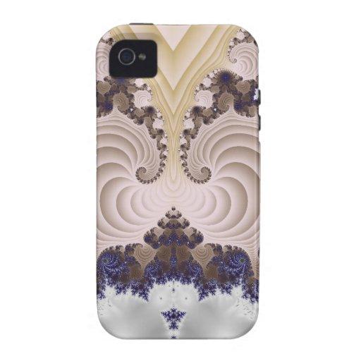 Fractal 380 Case-Mate iPhone 4 carcasa