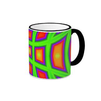 Fractal #3 ringer mug