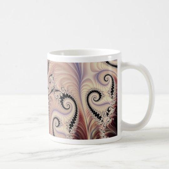 Fractal 408 coffee mug