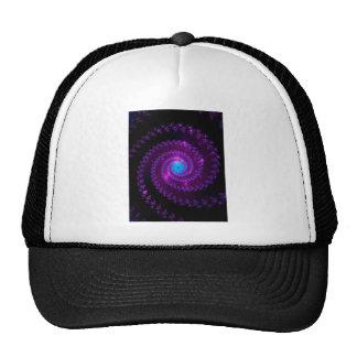 fractal-415456 fractal spiral space galaxy abstrac trucker hat