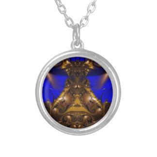 Fractal 434 necklaces