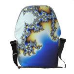 Fractal 46 messenger bag