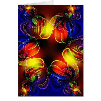 fractal-520451 fractal symmetry pattern abstract c card