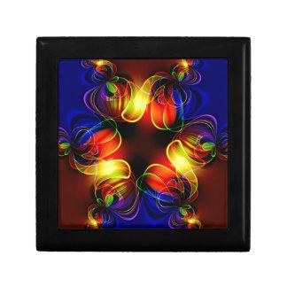 fractal-520451 fractal symmetry pattern abstract c keepsake box