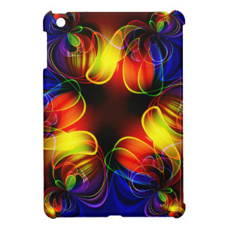 fractal-520451 fractal symmetry pattern abstract c case for the iPad mini