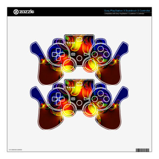 fractal-520451 fractal symmetry pattern abstract c decal for PS3 controller