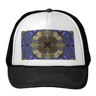 Fractal 585 trucker hat