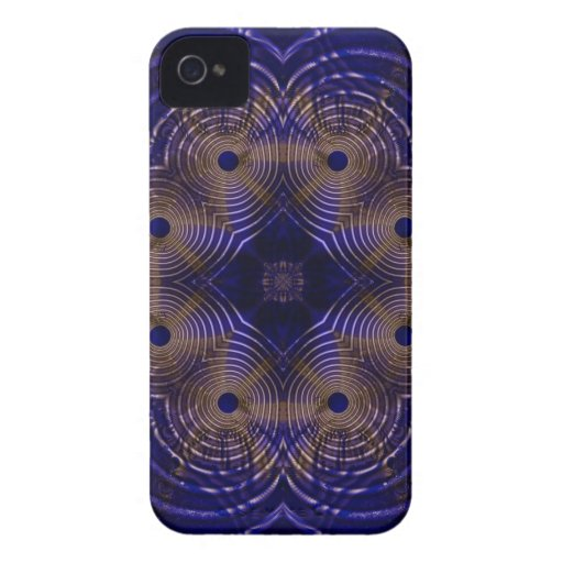 Fractal 586 Case-Mate iPhone 4 protector