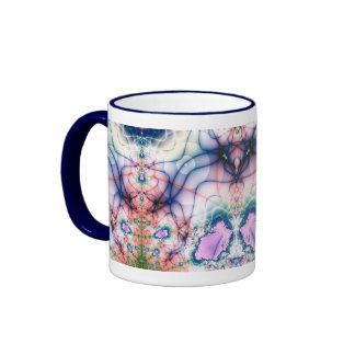Fractal 586 coffee mugs