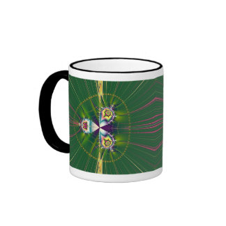 Fractal 594 mugs