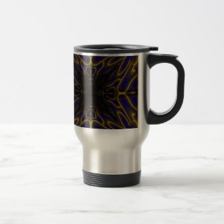 Fractal 597 travel mug