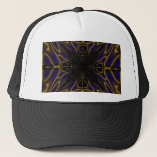 Fractal 597 trucker hat