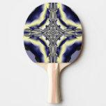 Fractal 62 Ping Pong Paddle Ping-Pong Paddle