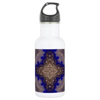 Fractal 639 18oz water bottle