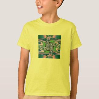 Fractal 65,Kids T-Shirt