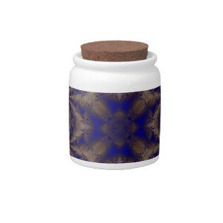 Fractal 688 jarra para caramelo