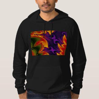 Fractal 6 hoodie