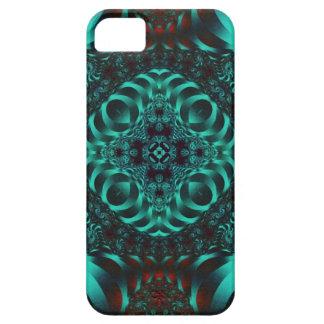 Fractal 718 iPhone SE/5/5s case