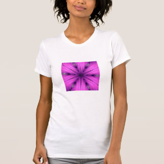Fractal 73,Ladies Casual Scoop T-Shirt