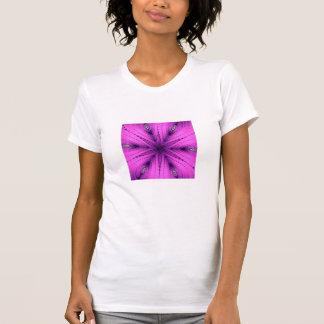Fractal 73,Ladies Casual Scoop T-Shirt
