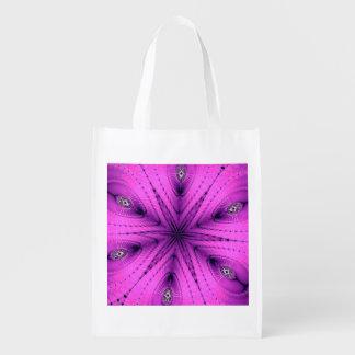 Fractal 73 Reusable Bag Reusable Grocery Bag