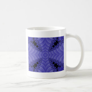 Fractal 747 coffee mug