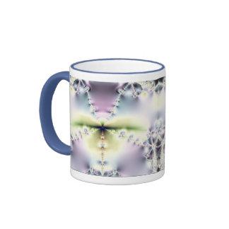 Fractal 840 coffee mugs