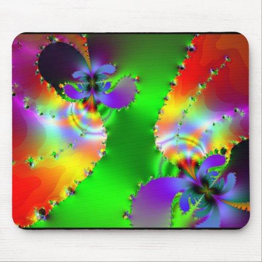 Fractal 843-2 mouse mats