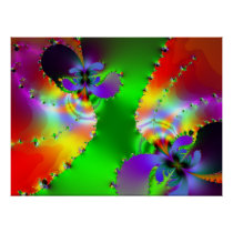 Fractal 843-2 posters