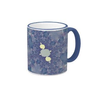Fractal 878 coffee mug