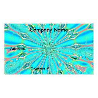 Fractal 88, Business Card