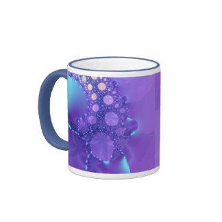 Fractal 894 ringer coffee mug