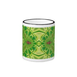 Fractal 895 coffee mug