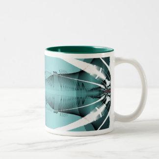Fractal 902 coffee mug