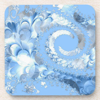 fractal-94223_1920 fractal spiral abstract backgro drink coasters
