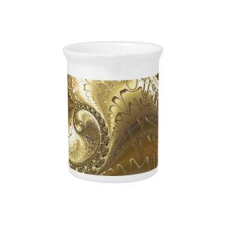 fractal-952 beverage pitcher