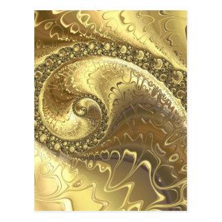 fractal-952 postcard