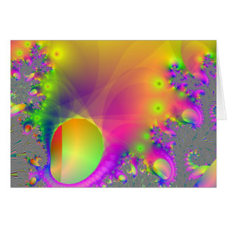 Fractal AAC Greeting Cards