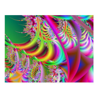 Fractal AAC Post Cards
