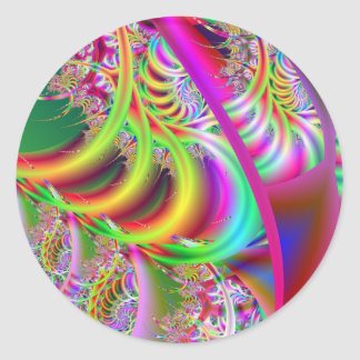 Fractal AAC Stickers