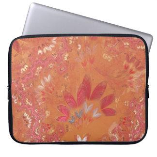Fractal - Abstract - Japanese motif Laptop Computer Sleeves