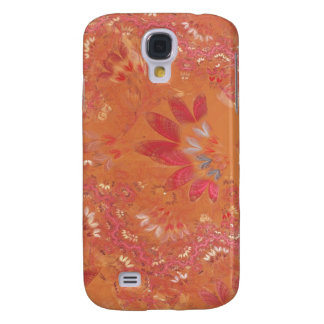 Fractal - Abstract - Japanese motif Samsung Galaxy S4 Cover