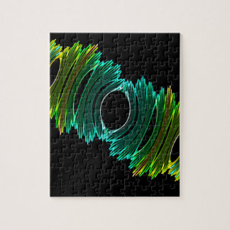 Fractal Abstract Jigsaw Puzzle