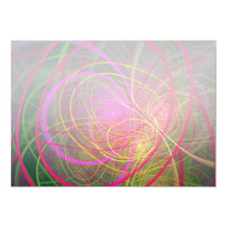 Fractal - Abstract - Loopy Doopy Card